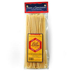 グラニャーノ産グラニャネージ社:スパゲティキッタラ/spaghetti alla chitarra【500g】【常温/全温度帯可】【D+2】【父の日 ギフト プレゼント お返し お中元  パーティ】