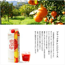 ストレート果汁100%!シチリア産ブラッドオレンジジュース!保存料、添加物一切不使用の搾りたて!【冷凍発送のみ】【D+1】