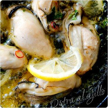 広島県産生食用スチーム牡蠣 Lサイズ(36/45)【1kg】【冷凍のみ】