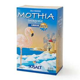 モティア サーレ インテグラーレ グロッソ (粗塩)(食塩)【1kg】【常温品/全温度帯可】【D+0】