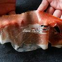 【スペイン食材ALL999円特別企画】ハモン・セラーノ最高位と称されるハモン・デ・テルエル スライス 18ヶ月以上熟成【80g】