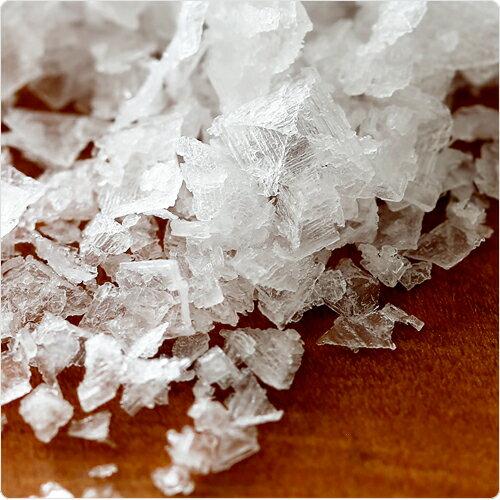 ピラミッド型の粒が美しい 肉の旨味を引き立てる天然海塩 マルドン シーソルト (食塩)【250g】【常温/全温度帯可】【D+2】