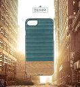 ポイント10倍 保護フィルムプレゼント中 iPhone7 ケース 天然木 Man&Wood Denim(マンアンドウッド デニム)アイフォン カバー 木製 …