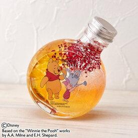【日比谷花壇】 誕生日 花 プレゼント ディズニー フローラルハーバリウム「くまのプーさん」【沖縄届不可】 花 ギフト 【Disneyzone】
