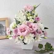 【お供え用】アレンジメント「花とわか」