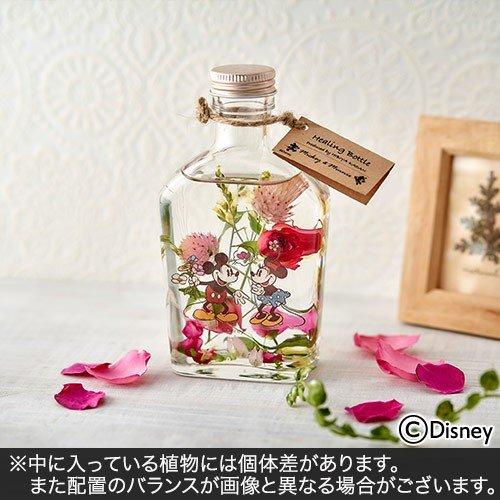 【日比谷花壇】誕生日花ディズニーハーバリウムプレゼント選べるギフト