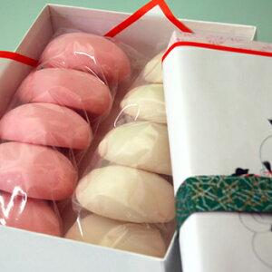紅白 祝い餅 小 飛騨ファームランド 飛騨高山 岐阜県産