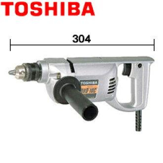 东芝电钻 DRD-10 C 铁 10 毫米和 21 毫米木工 «少年拉不允许,没有退款» 10P01Mar15