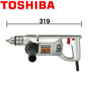 Toshiba electric drill DRDV-13C iron 13 mm / 30 mm wood «teen pulled not allowed and no refunds»