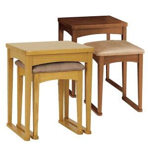 モダン仏壇専用・サポート机・椅子セット