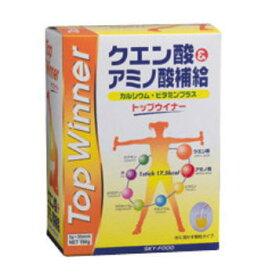 クエン酸&アミノ酸補給 トップウィナー 30包 6個セット【送料無料】スカイ・フーズ