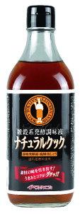 雑穀系発酵調味液 ナチュラルクック 525g 4本セット【送料無料】