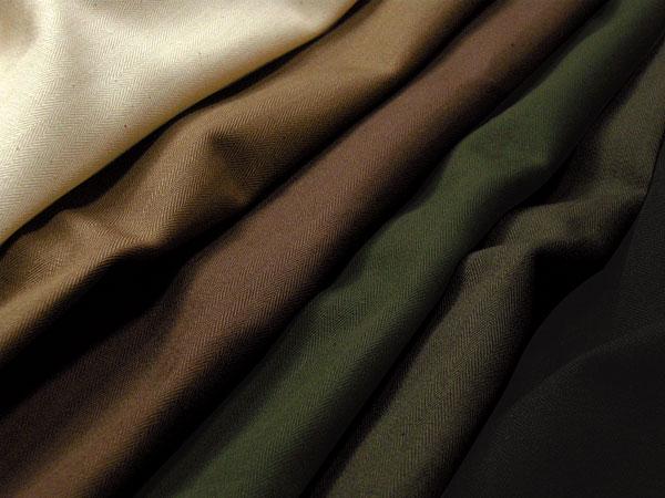 日本製 コットン ヘリンボーン 無地 6色 C[オーダーカット生地 10cm単位]【あす楽対応】【HLS_DU】【RCP】
