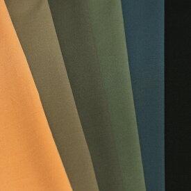 日本製 コットンシルク ストレッチ シャツ地 全6色 C[オーダーカット生地 10cm単位] 【RCP】