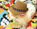 ドッグハット 中折れ帽 ■ 犬用 帽子 インスタ映え アメリカン雑貨 【あす楽対応】
