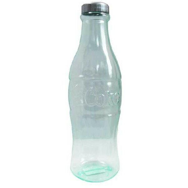 【貯金箱】コカコーラ プラスチックボトルバンク ■ COCACOLA コカコーラ カンパニー 企業 貯金 おもしろ 面白い インテリア アメリカン雑貨