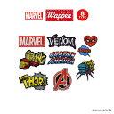 【メール便送料無料】 マーベルコレクション ワッペン ■ アイロン スパイダーマン アイアンマン キャプテンアメリカ …