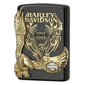 【Zippo】HARLEY-DAVIDSON ハーレーダビッドソン [HDP-15] ■ ジッポー オイルライター アメリカン雑貨