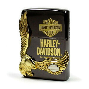 【Zippo】HARLEY-DAVIDSON ハーレーダビッドソン [HDP-14] ■ ジッポー オイルライター アメリカン雑貨