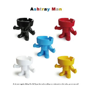 【訳あり】アシュトレイマン ■ 人型 アッシュトレイマン アクセサリートレイ おもしろ 面白 アメリカン雑貨 【あす楽対応】