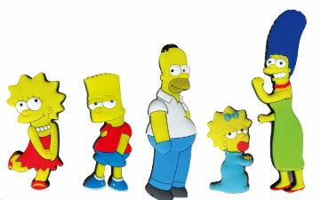 【シンプソンズマグネットセット】the Simpsonsアメリカン雑貨キャラクターグッズグッツ【メール便可】