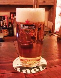 ハイネケン パイントグラス (568ml) ■ 店舗用 ビアグラス ビアジョッキ アメリカン雑貨 【あす楽対応】