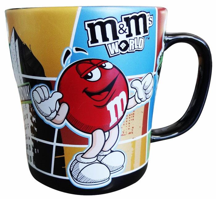 m&m's ワールドニューヨークマグ ■ エム&エム キャラクター マグカップ アメリカン雑貨 【あす楽対応】