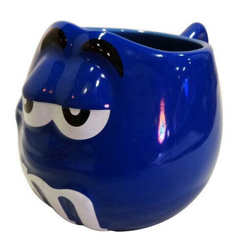 m&m's 13ozブルーマグ ■ キャラクター マグカップ チョコレート エムアンドエムズ アメリカン雑貨 【あす楽対応】