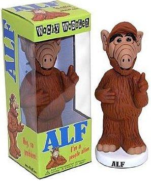 【首振り人形】アルフボビングヘッド ■ ALF ボブルヘッド ワッキーワブラー アメリカン雑貨 【あす楽対応】