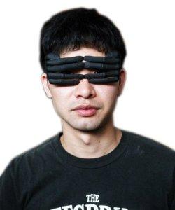 【おもしろメガネ】サングラス ハンド ■ 手型 サングラス パーティーサングラス めがね 変装 面白 アメリカン雑貨 【あす楽対応】