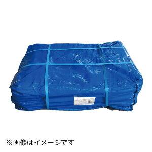 ☆輸入ブルーシート 2.7×5.4 #3000タイプ 13枚セットこんなの欲しかった!隙間を埋める規格外のサイズ。ハトメ付きなのでセット買いが便利!