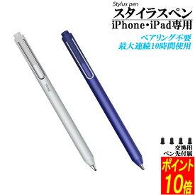 【人気上昇中】スタイラスペン ipens 極細 充電式 iPhone iPad 専用 アイフォン ツムツム 軽量 タッチペン