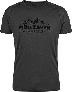 Fjallraven フェールラーベン Abisko Trail T-Shirt Print Tシャツ