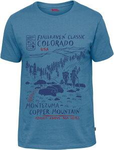 Fjallraven フェールラーベン Classic US T-Shirt Tシャツ