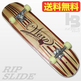 31英寸滑板《设计/WARP》RIP SLIDE(唇骑)(冲绳以及孤岛除去冲绳以及孤岛)
