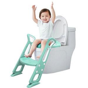 補助便座 踏み台 補助便座 折りたたみ ステップ トイレトレーニング おまる 子供 トイレ 子供用トイレ キッズ用トイレ 階段式