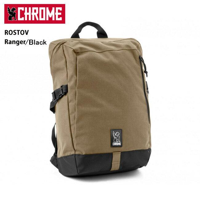 【CHROME/クローム】 バックパック ROSTOV Ranger Black/BG187 【カバン】ロストフ/日本正規品 お買い得!【即日発送】