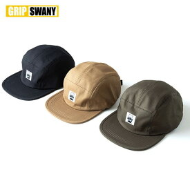 GRIP SWANY グリップスワニー FP CAMP CAP GSA-37 【キャップ/帽子/アウトドア/おしゃれ】【メール便・代引不可】