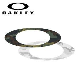 ● OAKLEY オークリー 5.5 Logo Sticker Pack (68) 211-061-001 【ステッカー/シール/おしゃれ/アウトドア】【メール便発送350円・代引不可】