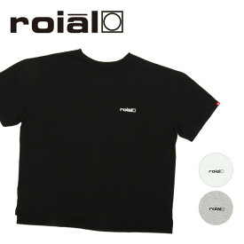 ROIAL ロイアル x GOODWEAR グッドウェア コラボ MENKALINAN R902MCO03 【Tシャツ/半袖/ロゴ/アウトドア】