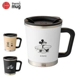 THERMO MUG サーモマグ Surf Style Mickey Double mug DM-SSM 【マグカップ/タンブラー/アウトドア/キャンプ】