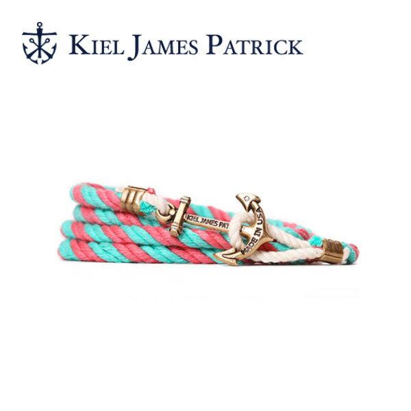キールジェイムスパトリック KIEL JAMES PATRICK ロープ ブレスレット Lanyard Hitch Collection PIPER LH-1207-1023【即日発送】