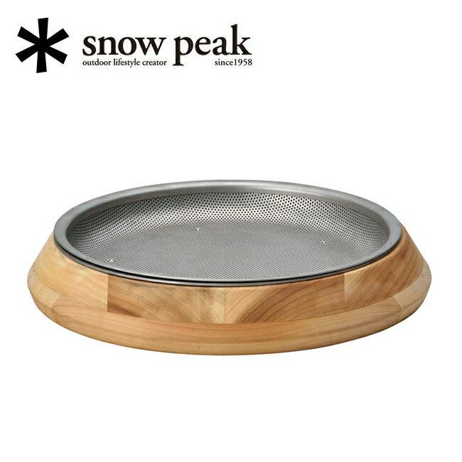 即日発送 【スノーピーク/snow peak】お皿 大皿 パーティープレート CS-330 【BBQ】【COOK】【SP-TLWR】 お買い得!