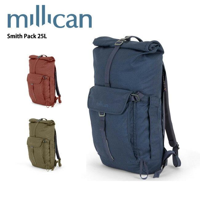 即日発送 【ミリカン/millican】 Smith Pack 25L M011 【カバン】 バックパック ロールトップ お買い得!