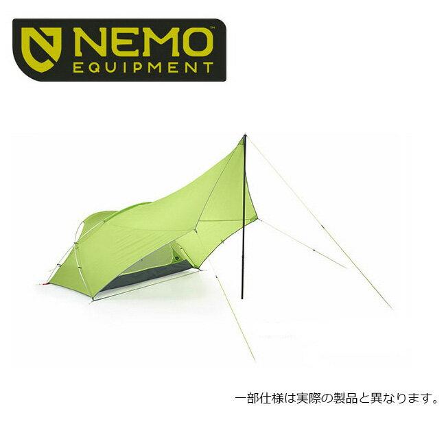 【NEMO Equipment/ニーモ・イクイップメント】 フロントポーチ 2P NM-FTP-2P 【TENTARP】【TARP】タープ お買い得!【即日発送】