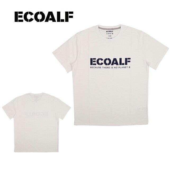 ECOALF エコアルフ EAM-NAT-LOGO-71 【服】【t-cnr】 Tシャツ ファッション アウトドア フェス【メール便・代引不可】【即日発送】