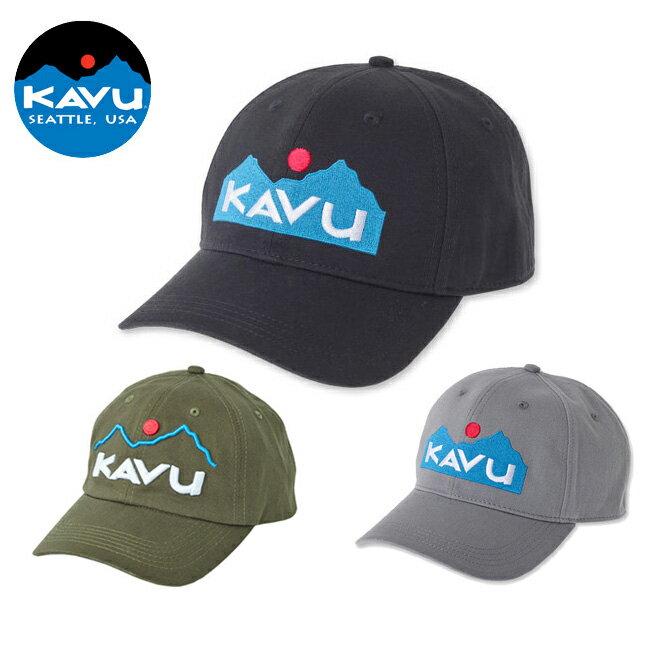 KAVU/カブー キャップ ノーコムレクイレッド 19810456 【帽子】
