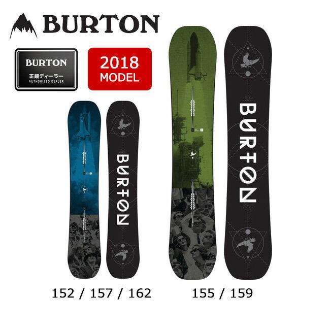 2018 BURTON バートン スノーボード 板 プロセス PROCESS 【板】 MENS メンズ【即日発送】
