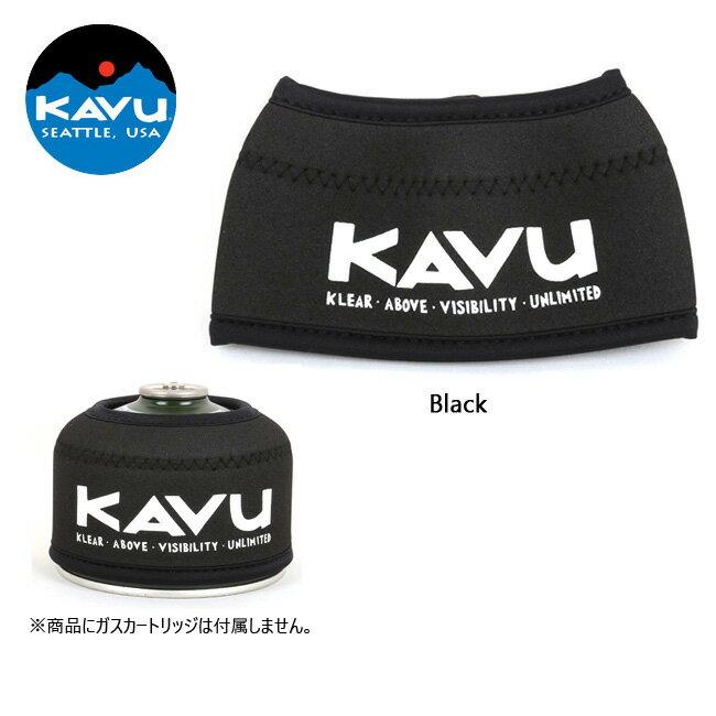 【メール便発送・代引き不可】KAVU/カブー バーナーカートリッジカバー Kover 1 19820742 【雑貨】