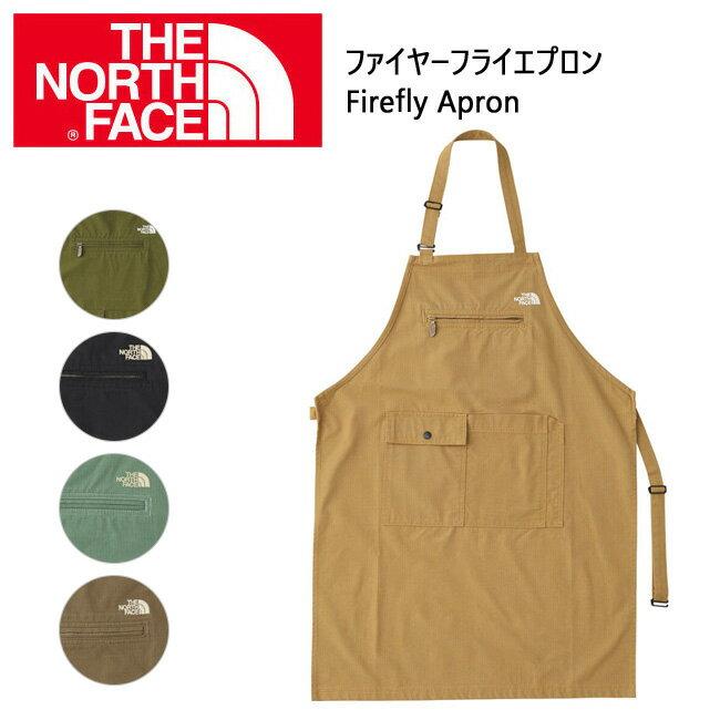 ノースフェイス THE NORTH FACE エプロン ファイヤーフライエプロン Firefly Apron NT11855 【NF-HEAD・ACC】日本正規品